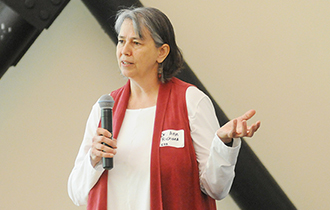 EPA Chemist Speaks at Dalton State