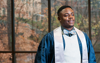 From Destruction to Diploma: Haitian Earthquake Survivor Graduating from Dalton State