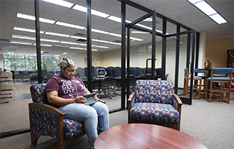 Dalton State Library Completes First Phase of Renovation