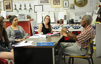 Telling Untold Stories: Project Focuses on Black Veterans