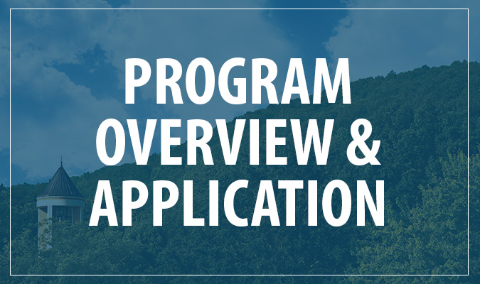 Program Overview & Application