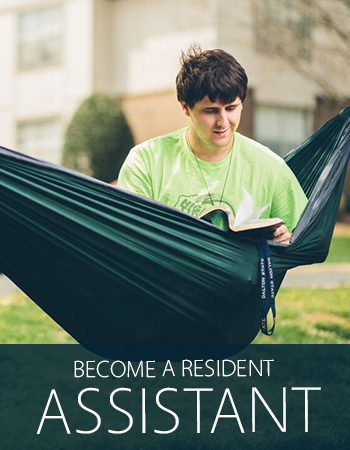 Become a Resident Assistant
