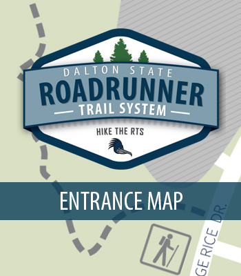 Dalton State Roadrunner Trail System - Hike The RTS