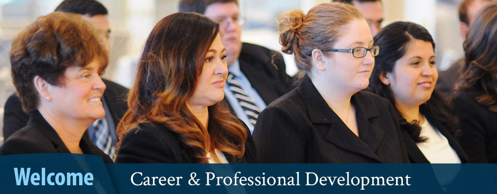 Career & Professional Development