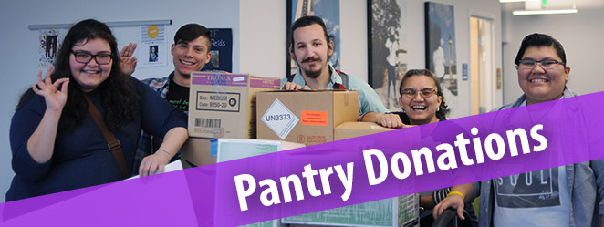 Pantry Donations