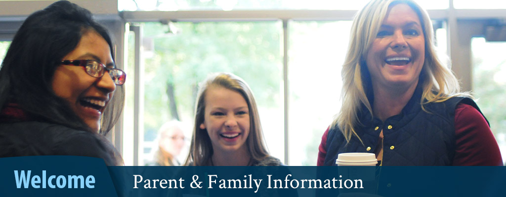 Parent & Family Information